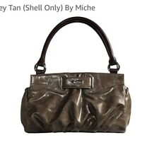 Authentic Miche~BRAND NEW~UNOPENED PACKAGE~Stacy(light Brown)CLASSIC Shell Only