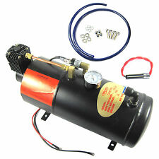 12V DC 150PSI Air Compressor For Train Horn With Pressure Switch 3 Liter Tank