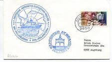 1983 Deutsche Antarktis Expedition PFS Polarstern Polarbjorn Antarctic Cover