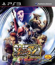 PS3 Super Street Fighter IV Japan PlayStation 3 F/S