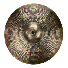 "TURKISH CYMBALS Becken 10"" Splash Custom Series Kurak bekken cymbale cymbal 289g"