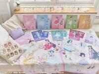 Sailor Moon Ichiban Kuji Eternal Let's Party A~H Award Last One Set of 46