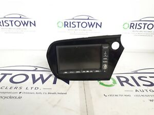 HONDA Insight 2009 CD Radio Head Unit 39540TM8J51NH167L, NR263JH09GHVO