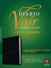 BIBLIA DE ESTUDIO DEL DIARIO VIVIR - TYNDALE HOUSE PUBLISHERS (COR) - NEW BOOK