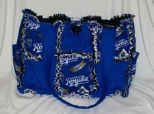 KC Kansas City Royals Retro Rag Quilt DiaperBag Bag Tote Purse Great Gift