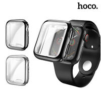 HOCO 44/40mm Full Protector Film TPU Cover for Apple Watch Series 6 5 4 SE Case