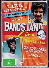 Bandstand Live - Liza Minnelli, The Allen Brothers & Dionne Warwick-  DVD