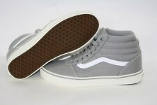 NEW Mens VANS Ward Stripe Light Grey Off White Casual Sneakers Shoes