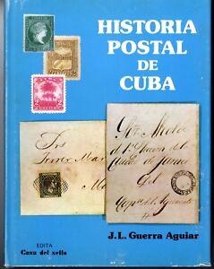 Historia Postal  J.L Guerra Aguiar 174 páginas