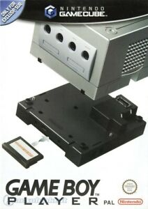 Nintendo GameCube Software fuer GameBoy Player Adapter without Hardware boxed