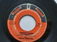 CHICO HAMILTON - Conquistadores 1965 LATIN JAZZ Impulse Gabor Szabo Willie Bobo