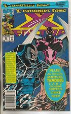 Marvel Comics X-Factor #86 January 1993 X-Cutioners Song Bag Opened NM