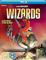 Wizards [Blu-ray] [DVD][Region 2]