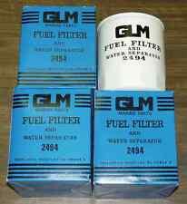 GLM 24940 Water Separator Fuel Filter Merc35-60494-1 Lot Of 4 1538