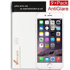 9x Ultra Anti-Glare Matte Flim Screen Protector Guard For iPhone 6 Plus 5.5 inch
