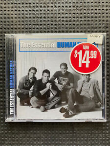 The Essential  HUMAN NATURE  two CD    FREE POST IN UK