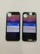 Lot of 2 Google Pixel 2Pw4100 32Gb Unlocked Check Imei Good Condition Hs-1685