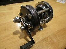 Vintage Ambassadeur 5000C casting reel smooth foot and low S/N 087100