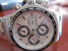 Men's Ebel Watch Series 1911 Discovery, Chronograph, Stainless Steel