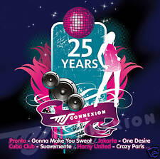 CD MS Connexion 25 Years Of von Various Artists