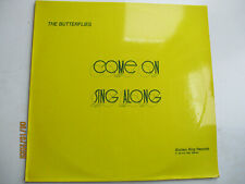 The Butterflies – Come On Sing Along lp