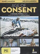 AGE OF CONSENT - James Mason, Helen Mirren, Jack MacGowran - DVD