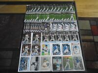 CHICAGO CUBS WILSON CONTRERAS LOT X73 CARDS RC, INSERTS & BASE NICE LOT LOOK!