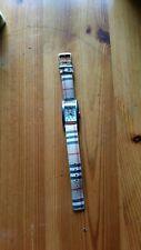 Vintage Burberry of London Plaid Ladies Wrist Watch