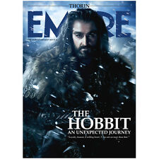 The Hobbit Richard Armitage as Thorin Empire Cover 8 x 10 Inch Photo