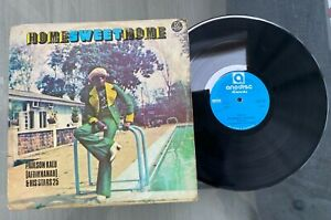 "Paulson Kalu Afrikhanah And His Stars 25 ""Home Sweet Home"" Highlife Soukous LP"