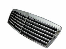 W202 1994-2000 GRILLE/GRILL ASSAY 11MD CHROME/BLACK for Mercedes-Benz
