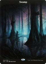 MTG Magic - Palude - Swamp - Unstable