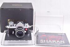 Sharan NIKON F  Model Miniature MINOX Camera very good