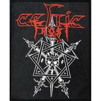 OFFICIAL LICENSED - CELTIC FROST - MORBID TALES WOVEN SEW-ON PATCH EXTREME METAL