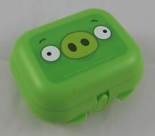 TUPPERWARE a 27 MINI TWIN MINITWIN Twindose Scatola Angry Birds verde NUOVO OVP