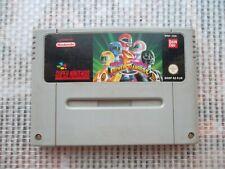 Jeu Super Nintendo / Snes game Power rangers  PAL eur original retro gaming *