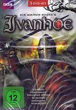 DVD-BOX NEU/OVP - Ivanhoe (Sir Walter Scott)