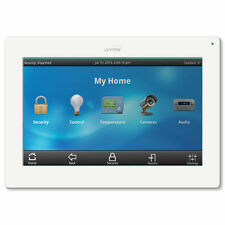 HAI/Leviton OmniTouch 7 Security & Automation Color Touchscreen, White (99A00-1)