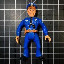 Vintage Police Academy Carey Mahoney Action Figure 1988 Kenner Warner Brothers