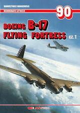 AJ-Press-Aircraft Monograph 90: Boeing b-17 Flying Fortress v.1 Modellismo-Libro