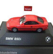 BMW 850i Herpa 1:87... #2549