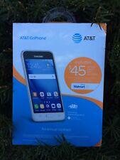 New listing Samsung Express 3 / J1 (At&T) w/Bonus $45 Airtime Credit - J120A - 8Gb - White