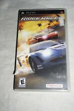 Ridge Racer (Sony PSP Playstation Portable) Complete