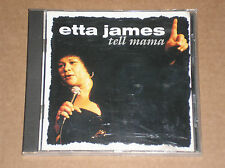 ETTA JAMES - TELL MAMA - CD