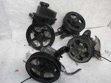 2007 Saab 9-7x Power Steering Pump OEM 96K Miles (LKQ~194000853)