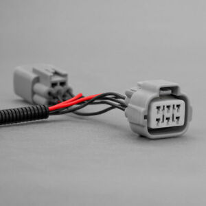 Isuzu D-Max (Pre AUG-2020) / M-ux (Current) (LED models) Piggy Back Adapter