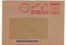 Alemania Imperio sobre con franqueo Mecanico del año 1943 (DC-378)