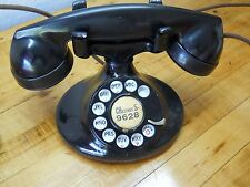1931 Western Electric dial telephone works FINE!