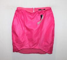 French Connection Brand Firework Pink Mini Skirt Size 8 BNWT #TM15
