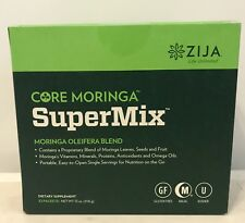 ZIJA SUPERMIX CORE MORINGA-32 Sachets/Dietary Supplement (NEW) Expires: 2021